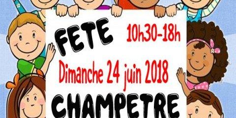 Fête Champêtre des écoles Jean de la Fontaine