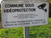 La vidéo protection installée à Louverné