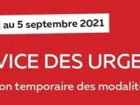 Urgences du centre hospitalier de Laval : modification des modalités (...)