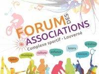 Forum des associations : samedi 04 septembre
