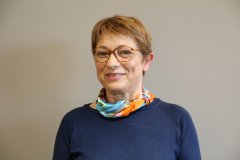 "Marie-Christine Duluc, 6<sup class=""typo_exposants"">e</sup> adjointe en charge des affaires sociales."